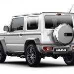 """G klases """"kubiks"""" par padsmit tūkstošiem jeb kā japāņi Suzuki Jimny pārbūvēja!"""