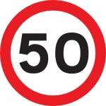 Tiks samazināts atļautais braukšanas ātrums uz Dienvidu tilta – prātīgi pie maksas fotoaparātiem!