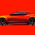 Ferrari gatavo universāli. Dizains no tā paša autora, kurš radīja Tesla Model S!