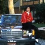 Stāsts par Popmūzikas ''karaļa'' Maikla Džeksona Mercedes –Benz W126  automobili!