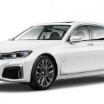 Atjauninātā BMW septītā sērija – milzīgas nāsis un vēl šaurākas acis