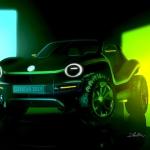 VW prezentēs konceptu, kurš radīts,  iedvesmojoties no 60. un 70. gadu leģendārajiem amerikāņu kāpu bagijiem