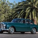 Zvaigžņu auto rubrikā: Holivudas aktiera Gregorija Peka Bentley S2 Continental Flying Spur!
