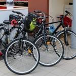 Toyota dīleri WESS Motors servisa klientiem auto apkopes laikā piedāvā velosipēdu!