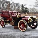 Autobūves vēstures lapaspuses: Kas tas par zvēru -1903. gada Jennis  ?
