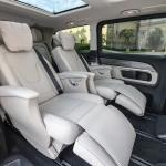 """Uzlabots dizains un vēl lielāks komforts – Domenikss piesaka """"Mercedes-Benz V klase"""