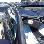 Sadursmē ar alni pamatīgi sadragāts  5. sērijas BMW. Apdrošināšanas atlīdzība – 52 000 eiro!