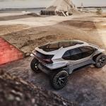 Audi Frankfurtē iepazīstina ar Audi AI:TRAIL quattro konceptauto. Loģiski, ka elektrisko!