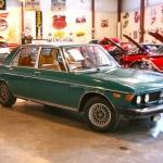 Stāsts par kādreizējās ASV pirmās lēdijas Žaklīnas Kenedijas BMW!