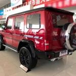 Kurš grib Mercedes G-Class par pus cenu? Cik tur tā darba – jābrauc uz Ķīnu!