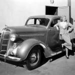 Zvaigžņu auto rubrikā: Stāsts par amerikāņu aktrises Džindžeras Rodžersas Dodge automobiļiem!