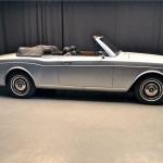 Slavenās dziesmas Let It Snow izpildītāja Dīna Martina Rolls Royce Corniche kabrioleti!