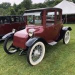 Elektroauto, kuru savulaik izmantojis ASV  prezidenta Vilsona slepenais  dienests – Milburn!