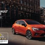 Euro NCAP atzīst jauno Renault Clio par drošāko auto supermini klasē