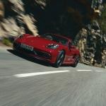 Porsche pievieno sporta automobiļu saimei divus spridzekļus – 718 Cayman GTS un 718 Boxster GTS
