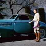 Stāsts par Ronalda Reigana jaunības automobili La Salle Convertible Coupe!
