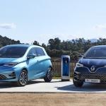 Akumulatori, kas uzglabā saules un vēja enerģiju – risinājumi no Renault