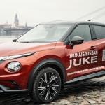 Nissan Juke – krosovers atdzimst un turpina savu uzvaras gājienu