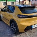 Gada auto 2020 nonāk AUTODROMS nagos! Dāmas un kungi – Peugeot 208!