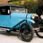 Turpinām iepazīties ar Francijas autobūves vēsturi! Šoreiz kārta Benjamin markai!