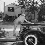 Laiks mazgāt mašīnu! Stāsts par amerikāņu aktrises Džūdijas Gārlendas Packard Six automobili!