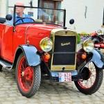 Stāsts par franču automobiļu marku Rosengart, kuras modelim būtu jābūt Latvijas radio 2 direktora garāžā!