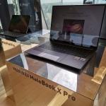 Klātienē iepazīstamies ar Huawei MateBook X Pro portatīvo datoru. Iespējams, plānāko portatīvo datoru!