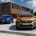 Jaunais Sandero, Sandero Stepway un Logan – trīs modernas automašīnas, kas aprīkotas ar visu, kas nepieciešams
