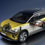 Pirmais nedarbs padarīts… elektriskajam Volkswagen ID.3 pievienojas arī ID.4. Kompaktklases krosovers!