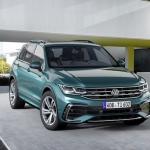 Ne pārlieku liels, ne pārlieku mazs: jaunais Volkswagen Tiguan viens iecienītākajiem apvidniekiem!