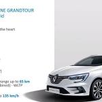 Interneta preses konferencē pasaule uzzināja par Renault Megane, Captur un Clio hībrīdiem. Zināmas arī Latvijas cenas!