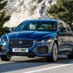 Jaunais Jaguar XF izceļas ar modernu salona trokšņu slāpējošo tehnoloģiju