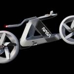 NASA radītais vēja motocikls – varbūt liepājniekiem noderīga lieta?