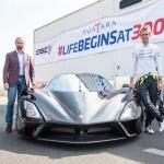 Pasaules ātrākā sērijveida automobiļa pirmais eksemplārs bijis nopirkts vēl pirms ātruma rekorda