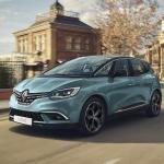Renault sāk pieņemt 2021. gada Grand Scenic pasūtījumus