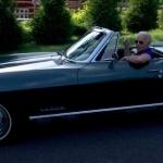 """Jaunais Amerikas prezidents dodot priekšroku jaudīgiem """"muskuļauto"""". Piemēram, 1961. gada Chrysler 300G"""