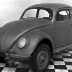 Ziemassvētku brīnuma stāsts – Volkswagen Beetle 75. dzimšanas diena! Paldies major Ivan Hērst!