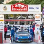 Alpine ar uzvaru atgriežas leģendārajā Montekarlo rallijā
