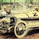 Indianapolisas 500 jūdžu sacensību uzvarētājs Ralfs De Palma un viņa ceļš līdz uzvarām.