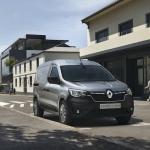 Renault Express Van atbilst to profesionālo lietotāju vajadzībām, kuri meklē labāko cenas un veiktspējas attiecību