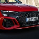 Jaunais Audi RS 3 – ar spēju ieskrieties no 0 līdz 100 km/h 3,8 sekundēs