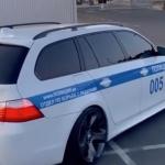 Igaunijā kāda autovadītāja pārkrāso auto Krievijas ceļu policijas krāsās. Tagad draud pat cietumsods!