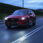 Mazda CX-5 jaunākā versija Eiropas tirgu sasniegs nākamā gada sākumā