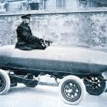 Elektriskā autosporta pirmsākumi! Stāsts par rekordistu no Beļģijas – Jenatzy!