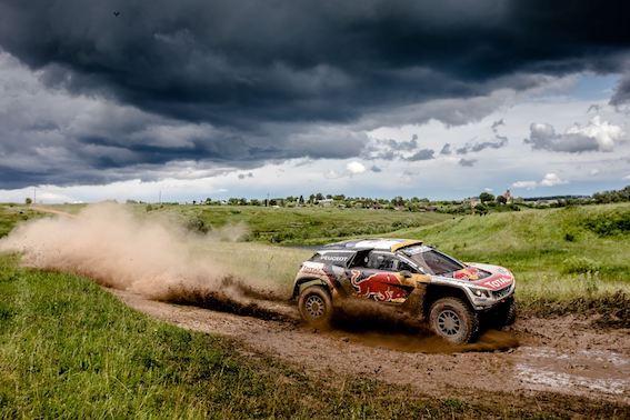 Silk Way Rally - uz starta trīs Peugeot Total ekipāžas un lielas cerības