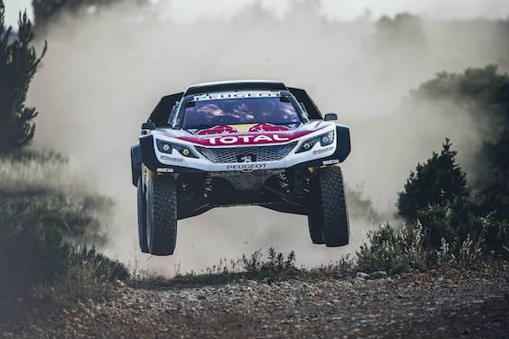 Peugeot 3008DKR Maxi! Dakāra - mēs jau nākam!!!