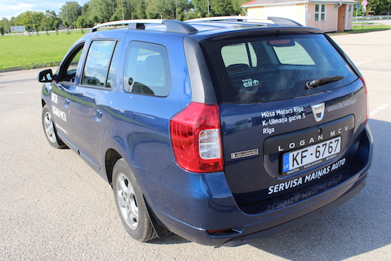 Dacia Logan MCV - video apskats un dažas piezīmes! Auto tiem, kas atbrīvojušies no stereotipiem...