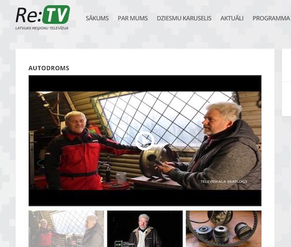Aptauja: ko Re:TV raidījuma AUTODROMS skatītāji vēlētos redzēt šajā gadā!