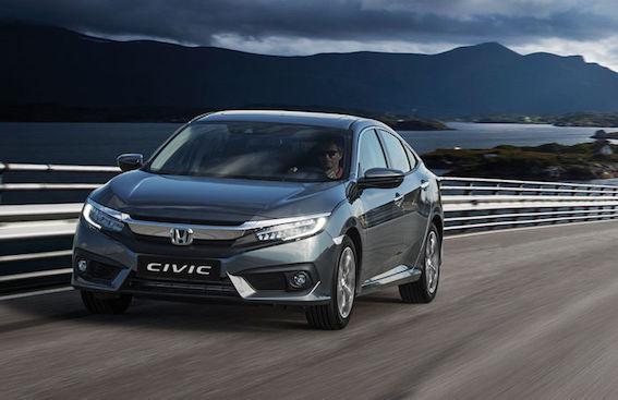 Honda Civic Sedan 2018 - videoapskats un dažas atziņas! Ar atgriešanos Latvijā!