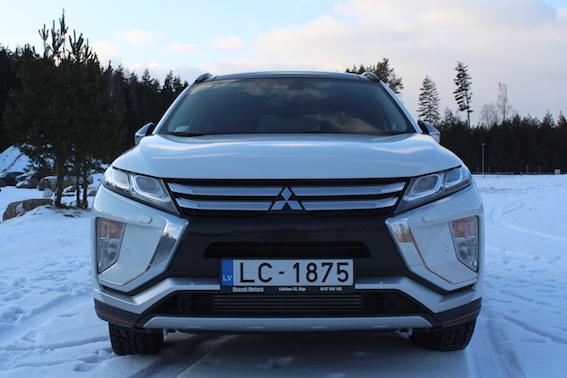 Mitsubishi Eclipse Cross testa brauciens Latvijā! Gan pārsteigums, gan vilšanās...